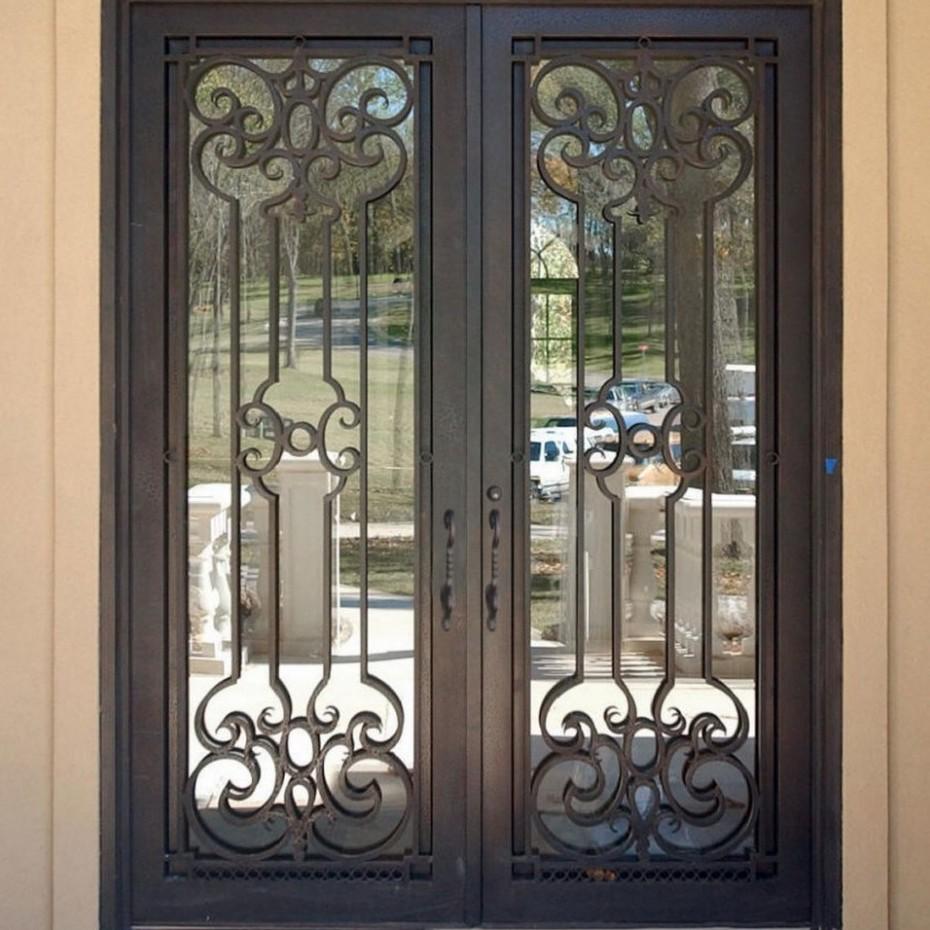 DOOR GRILLES